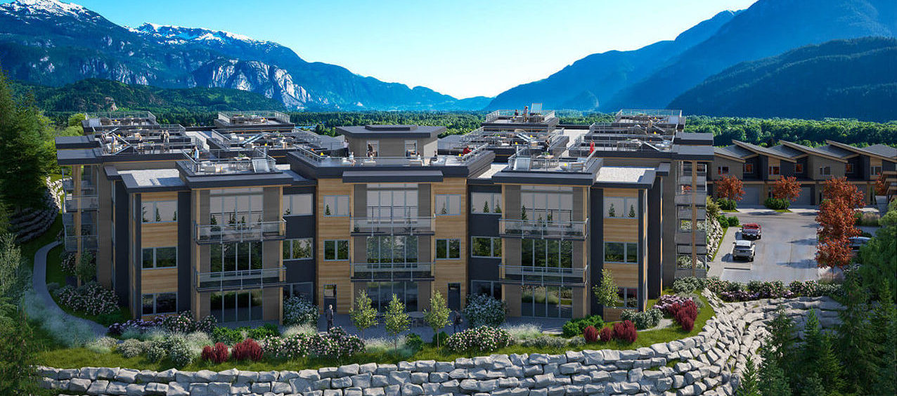 skyridge squamish, condos for sale squamish, the skysuites
