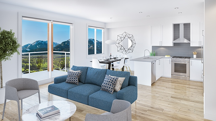 Skyridge Homes Squamish
