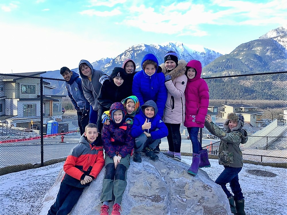 squamish montessori school february 2019, new home squamish montessori